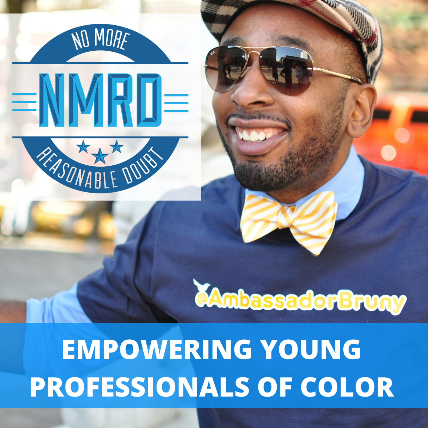 "E21 – Now Serving Young Professionals of Color Just Starting Their Careers and a Special Message From Uncle ""L"""