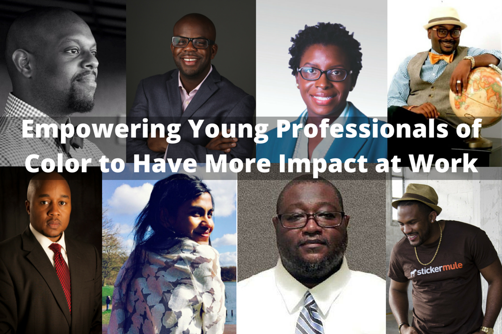 Young Professionals of color